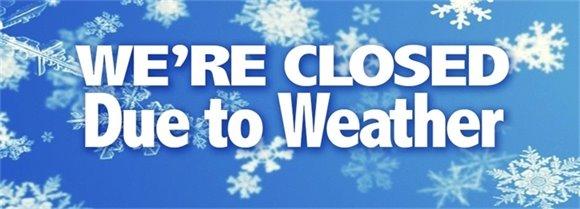 Closed on Thursday, January 5th