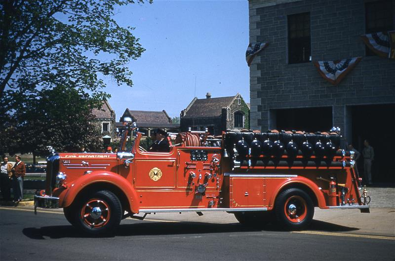 1953 Mack 75th Parade
