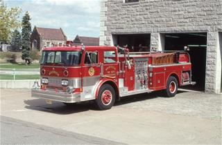 1973 Hahn Engine 2