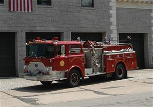 1981 Mack Engine 1