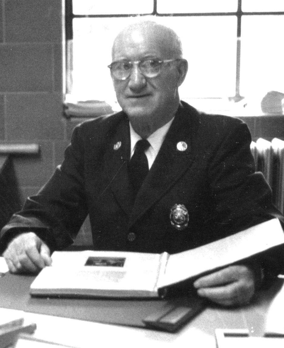 Chief McLaughlin