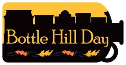 Bottle Hill Day logo