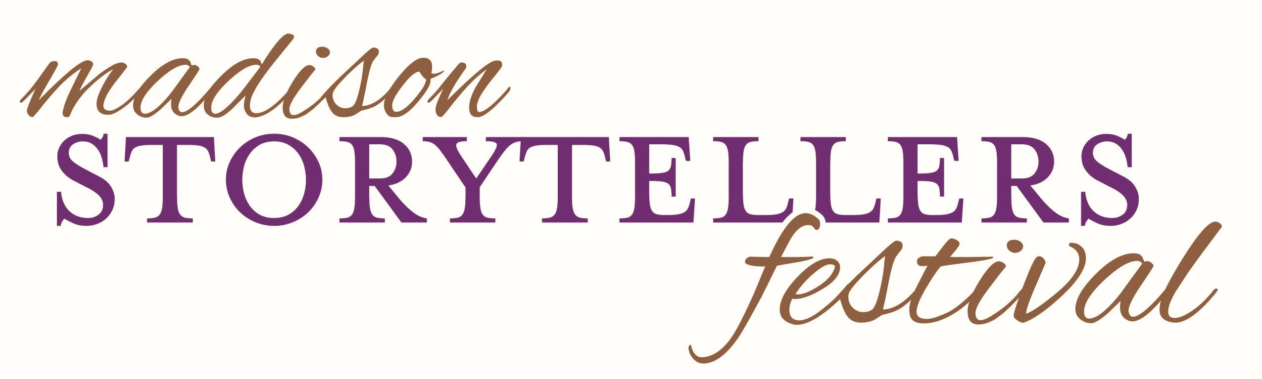 Madison Storytellers Festival Logo