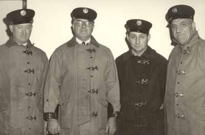 Firemen of the 1950s