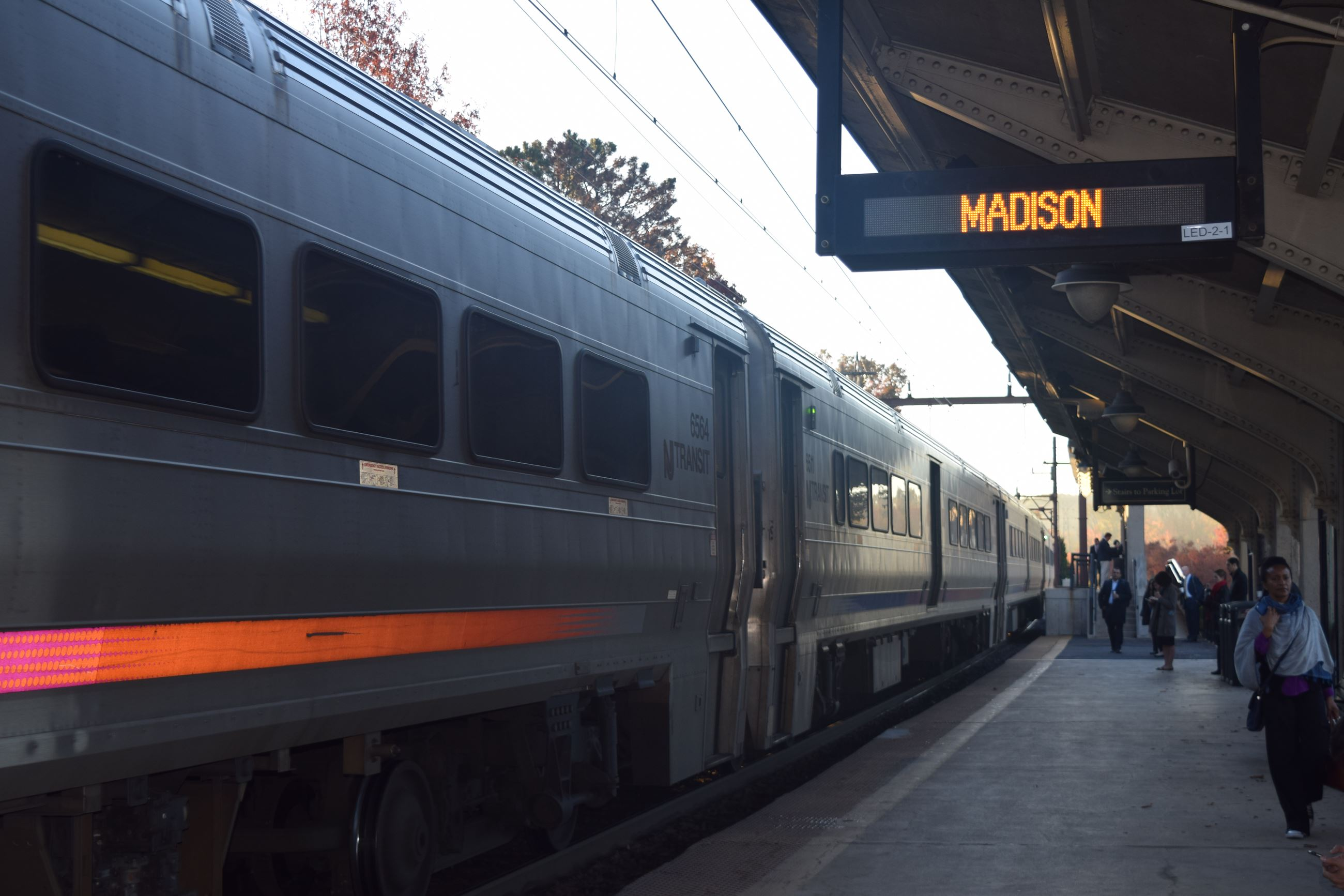 NJ Transit Service Changes for Amtrak Summer Repairs