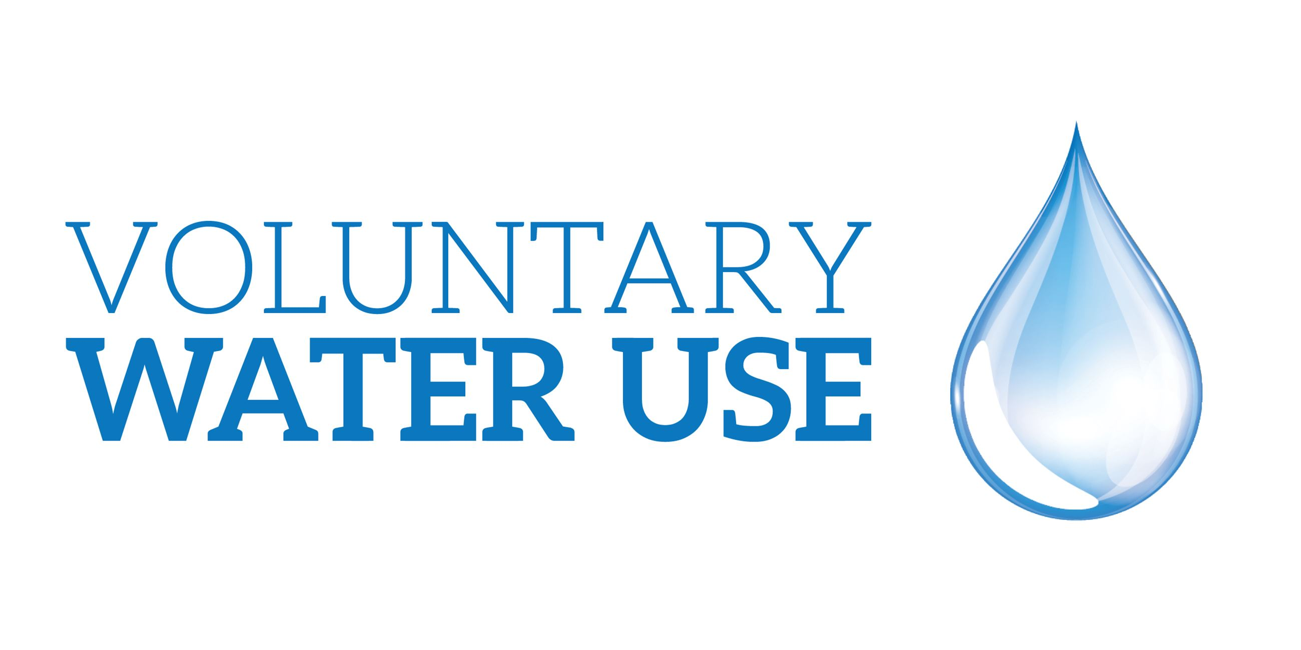 Voluntary Water Use