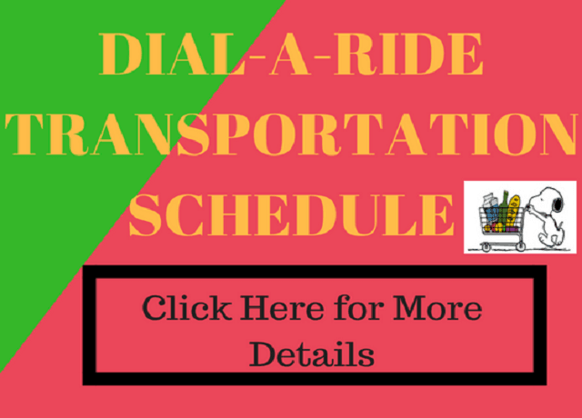 Transportation Schedule