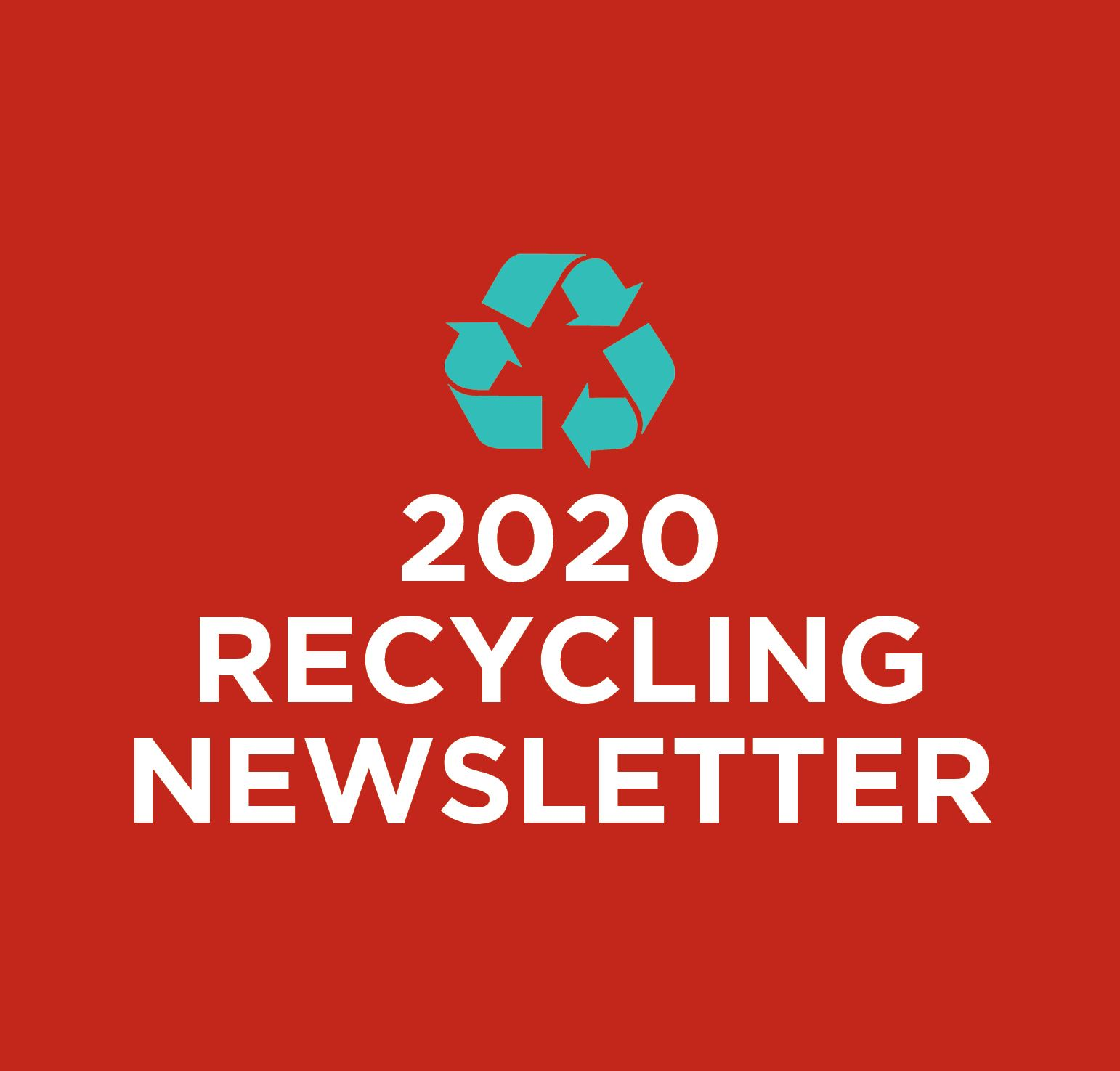 Recycle Newsletter