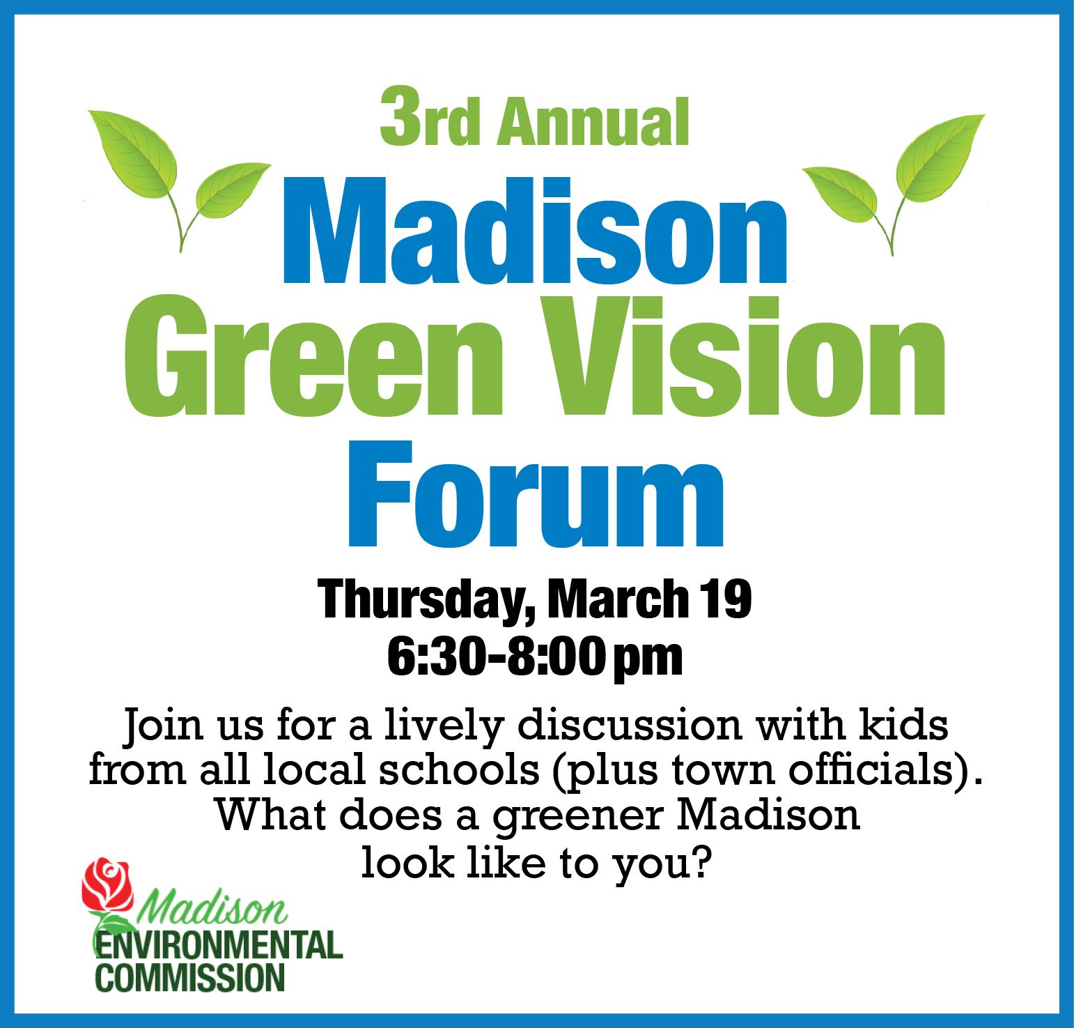 Green Vision Forum