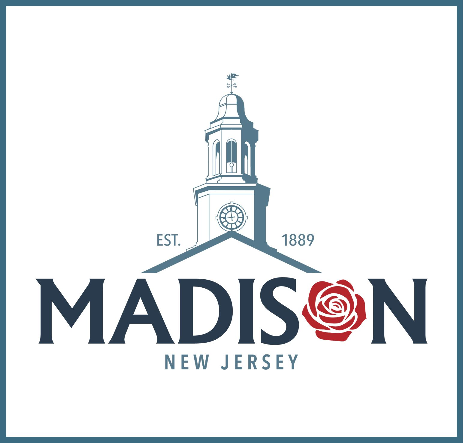 Borough of Madison Logo