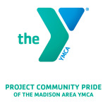 The YMCA and Project Community Pride of the Madison Area Partnership logo