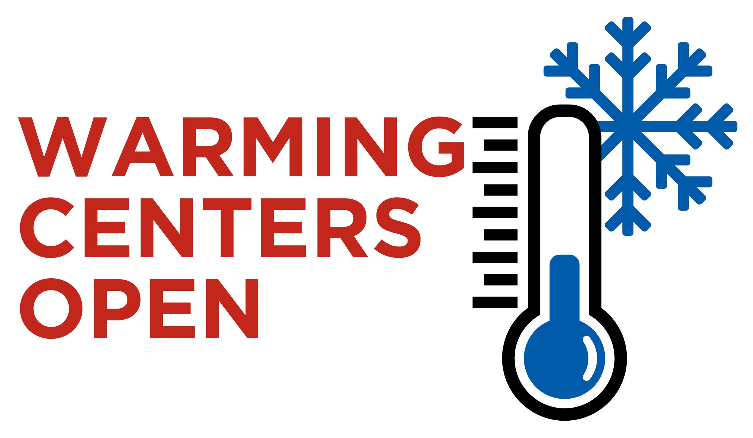 Warming Centers - New