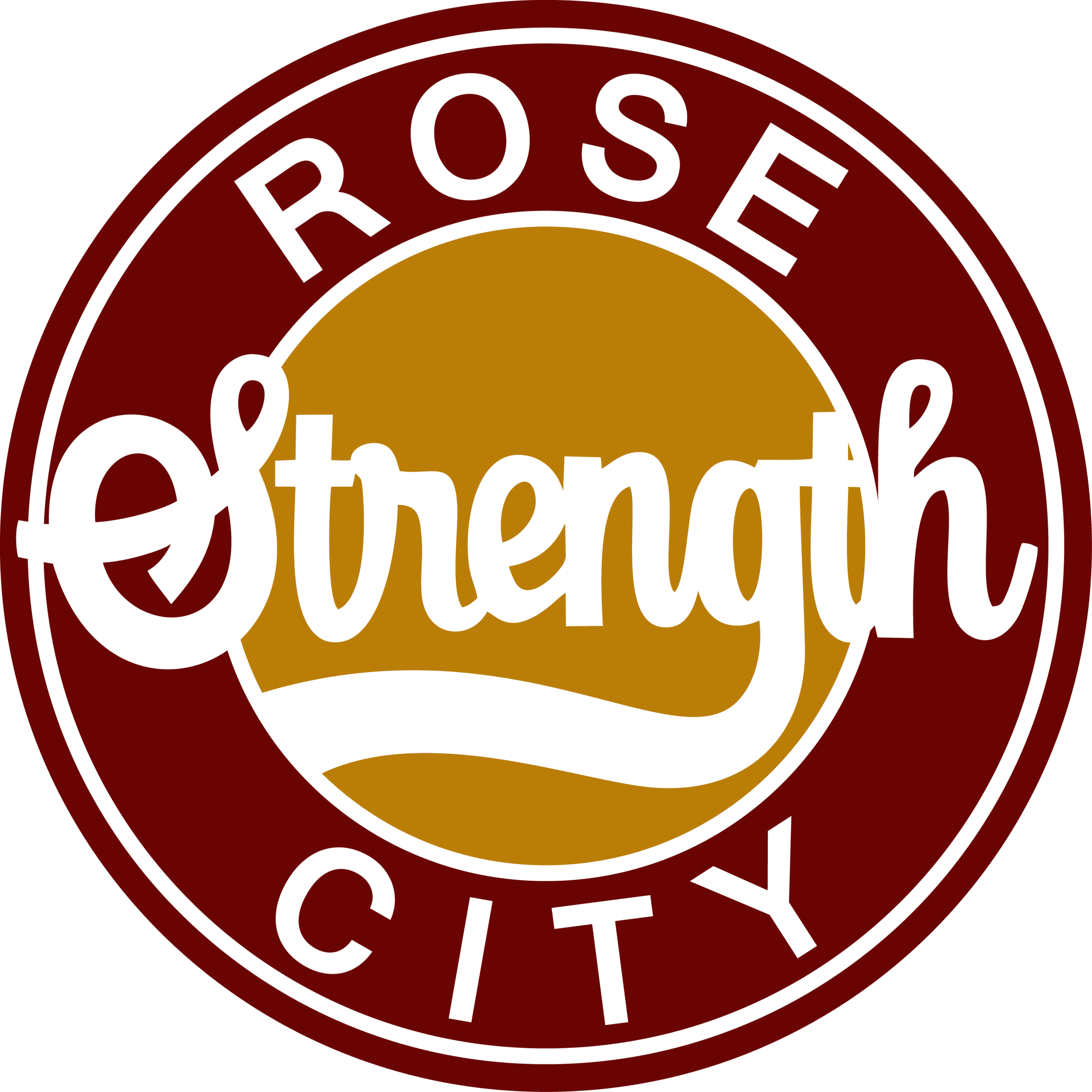 ROSE CITY STRENGTH LOGO