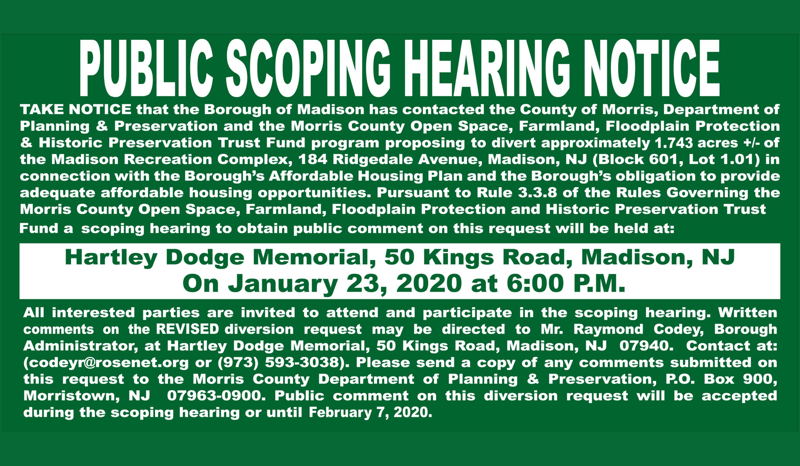 Scoping Hearing_1.23.20