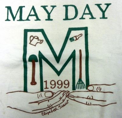 May Day in Madison 1999 Poster
